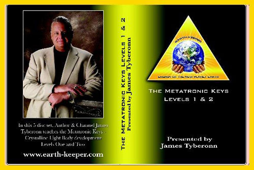 The Metatronic Keys -Levels I and II 5 Disc Set: One Audio