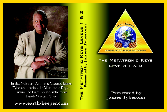 The Metatronic Keys – Levels 1 & 2 DVD Set